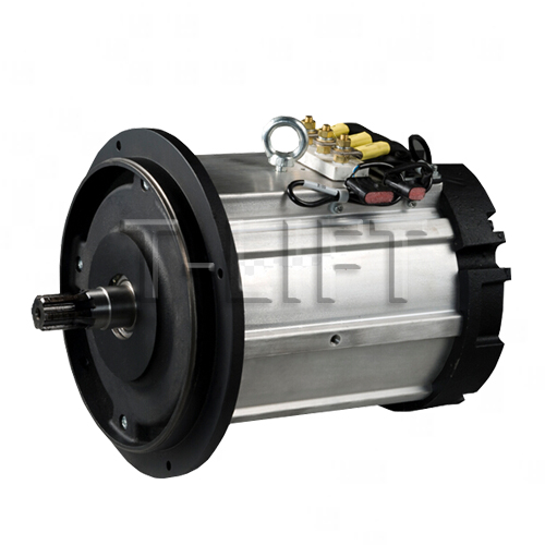 Electric Forklift Dc Traction Motor Buy Electric