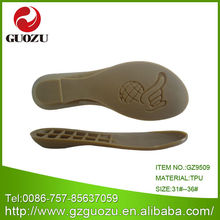 2015 summer hot sale Kids TPU Sandals shoes sole supplier and wholesaler looking for distributor and agent
