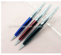 BP1078 Metal Ball pen for lacquer finishing can make your logo for promotional gift New design Luxury ball pen for promotion