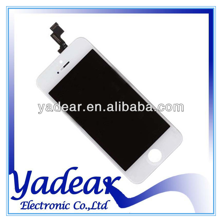 Wholesale china alibaba lcd display for iphone apple 5 c
