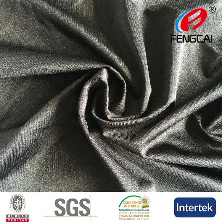 good price of polyester/spandex lycra fabric for activewear