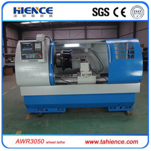 repairing alloy wheels restoration cnc lathe machine for sale AWR3050