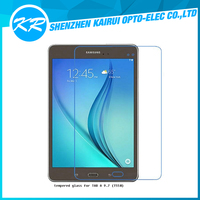 Wholesale Best,high transparency 9H Tempered Glass Screen Protector for Galaxy TAB A 9.7/T550