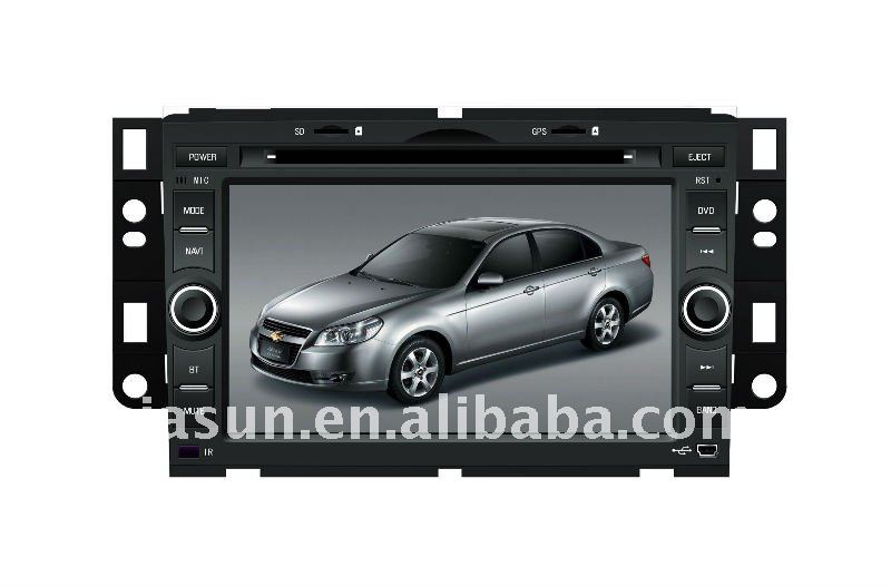 Touch Screen Auto DVD with GPS for CHEVROLET New EPICA
