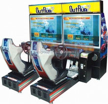 cheap mechanical arcade battery powered kids driving car for sale