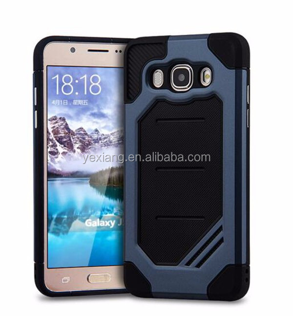 Yexiang TPU PC combo armor case for samsung galaxy J5 2016 J510 cover