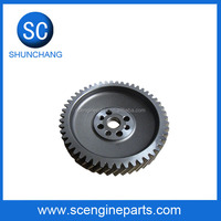 Shacman truck spare parts camshaft timing gear 614050053