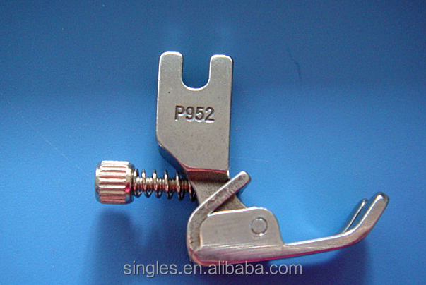 High quality presser foot sewing machine parts P952 whole steel presser foot
