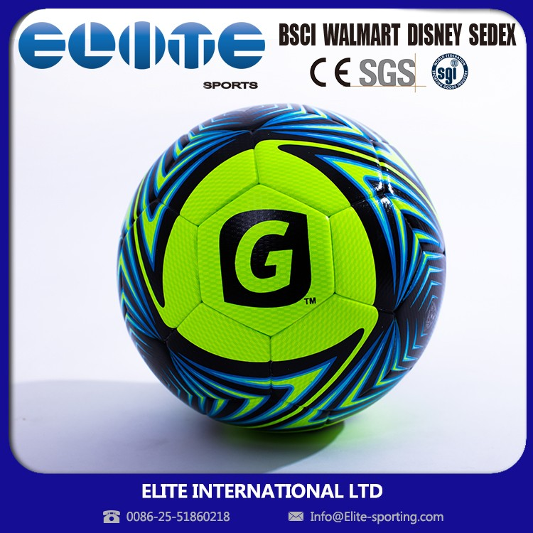 ELITE---	Wholesale Promotional Custom Printed soccer ball,soccer ball size 5 as your design for match,newest soccer ball on sale