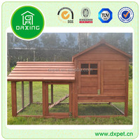 Hot sell rabbit hutch wood cheap