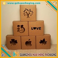 2015 New fashion custom decorative cardboard soap box