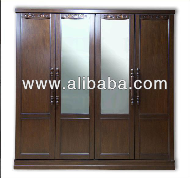 Teak Wood Wardrobes