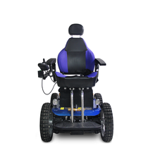Topmedi TEW001 off-road stair climbing Stable Powerful Electric Wheelchair