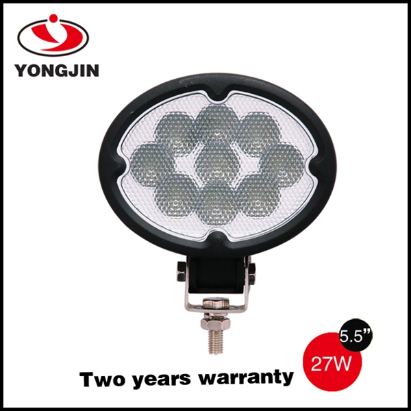 High quality NEW 27w off road led working light for off road SUV 4x4 accessories