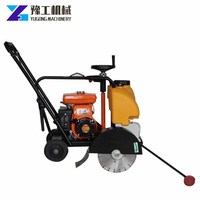 YG asphalt road cutting machine for sale best price road cutter for road project