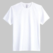 2015 OEM 100% cotton blank cheap white t-shirts blank white bulk cotton t-shirts