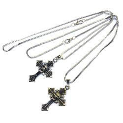 Factory price personalized custom modern cross necklace religion