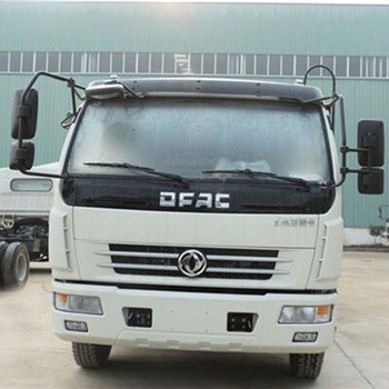 Dongfeng 6 CBM compactor garbage truck with factory price for sale