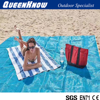 Sand Proof Blanket,Sand Free Beach Mat - Dirt & Dust disappear