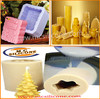 two component food grade silicone mold making for silicone cake molds