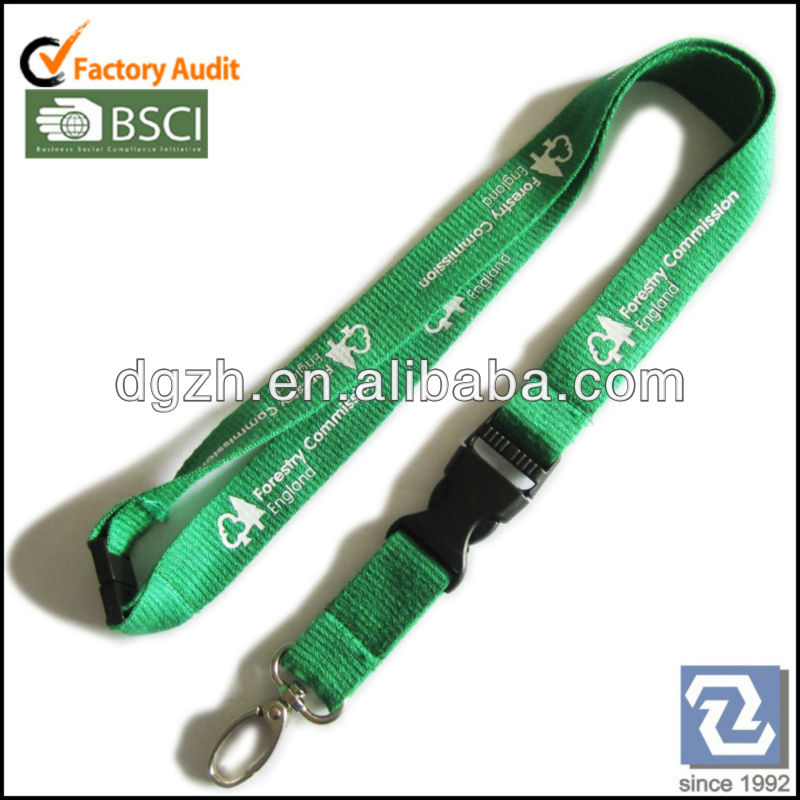 Recycle Bamboo Straps, recycle lanyard