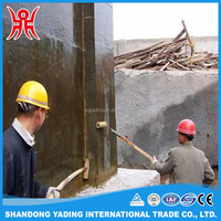 Construction waterproof coatings single component polyurethane waterstop paint
