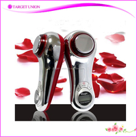 Luxury Beauty Masaager Ion Face Lifting Home Beauty Customized Electronic Facial Cleaner