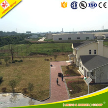 ce iso sgs certified light steel structure one-stop 2 bedroom modular house