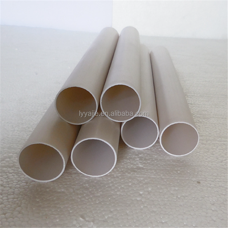 OEM Factory China wholesale fireproof pvc pipe