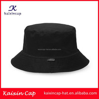 2016 wholesale custom design hats and caps men black