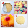 New product food grade gelatin for candy /edible halal gelatin powder
