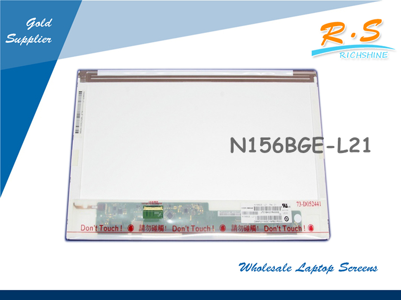 "15.6"" Glare LVDS 40pin Laptop LCD Panel TFT LED screen"