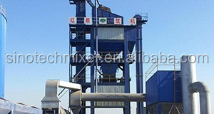 LB1000 Asphalt Batch Mixing Plant/fly ash soil stabilization