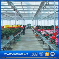 Alibaba china market Movable Seedbed Bed For Agricultural Greenhouse