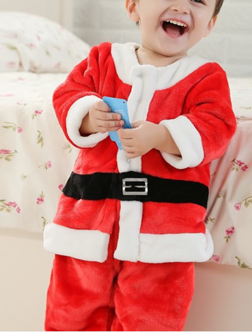Christmas kids hoodies for Christmas party suits