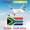 Cheap China Air Freight Cargo Shipping Service to South Africa Durban