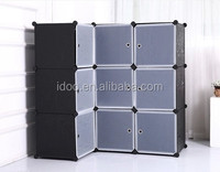 Wall Mounted Plastic Standing Space-saving Filing Office Cabinet