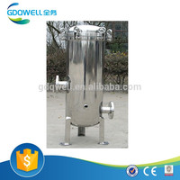 Qwell the best design stainless steel water filter tank