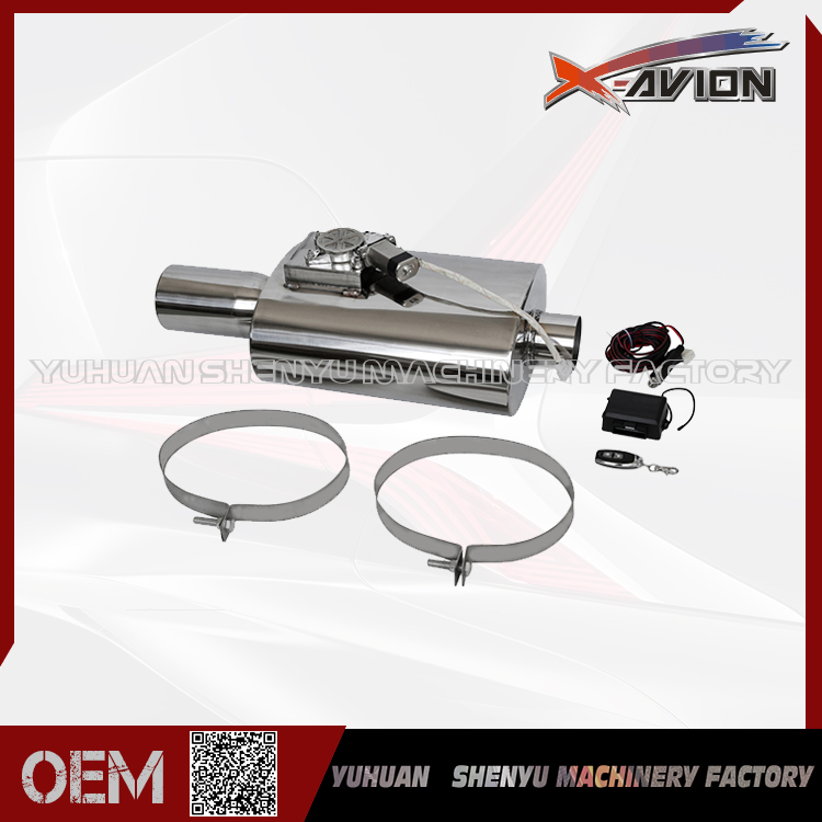 Newest Design Top Quality Universal Auto Muffler
