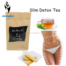 2017 New Hottest Weight Loss Fat Burning Detox Slimming Tea