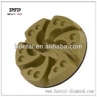 3inch resin bond floor polishing restoration pads