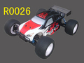 hot sale,1:8 rc car,4WD electric truggy ,brushless version in nylon material