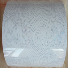 white laser pvc high glossy deco film for home decoration