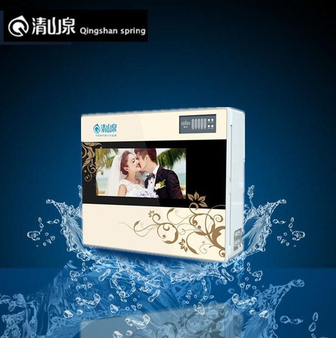 reverse osmosis Hot sale hyundai water purifier / water filter for office