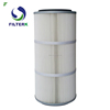 FILTERK GP3266 Cylindrical Pleated Dust Collector PTFE Membrane Air Filter
