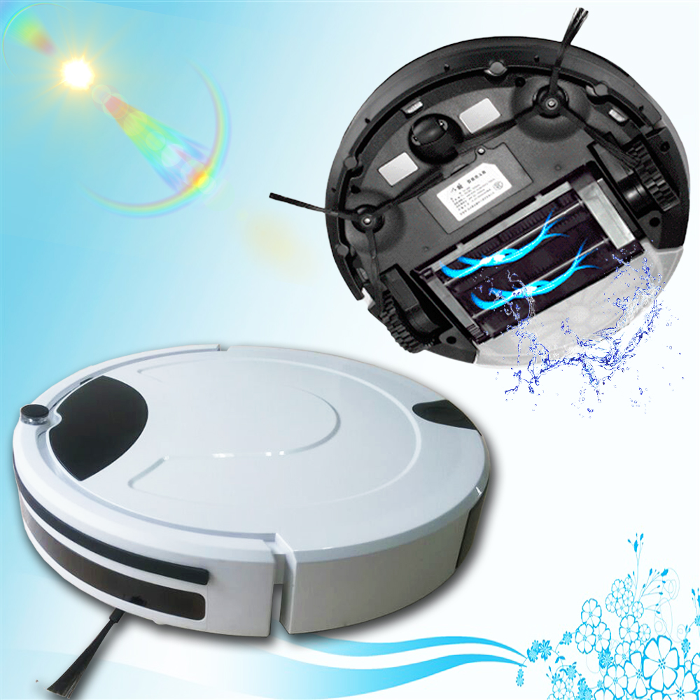 China Guangdong Vacuum Cleaner Robot Aspiradora Sweep The Floor Machine 2017 Best Saler Cleaning Productos de Hogar