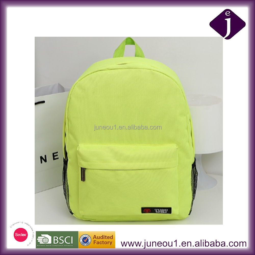 Hot Sale Custom Name Brand Student Back Notebook Kids Child School Bag