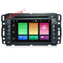 Android 6.0 32GB ROM Octa Core 2GB RAM Car DVD radio stereo Player Radio For Chevrolet Avalanche Equinox HHR GMC Yukon Sierra
