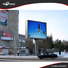 High Quality outdoor die-casting aluminum SMD p6 p8 p10 led display board