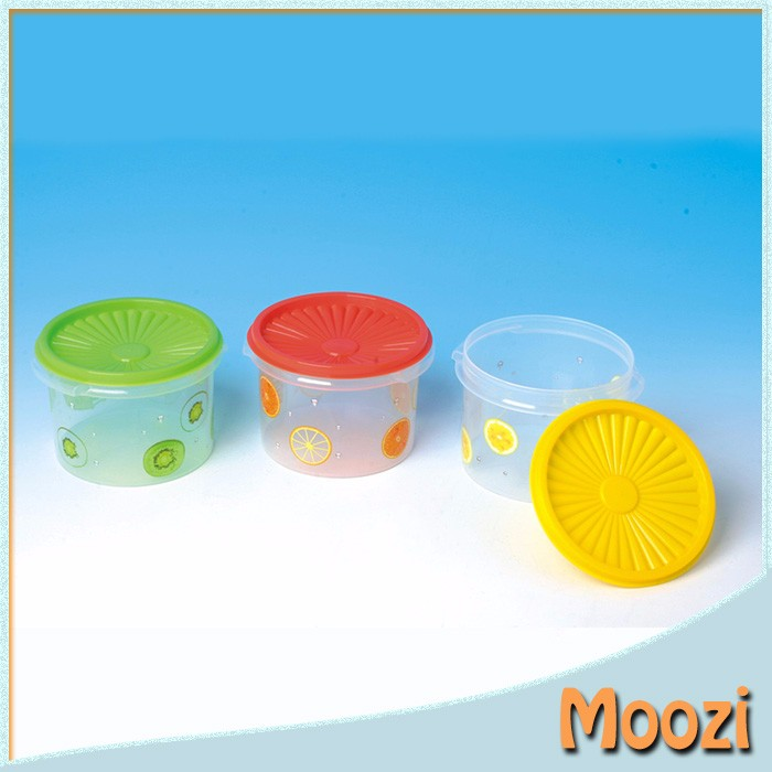 High Quality Fashion Eco-Friendly Custom Logo folding Plastic Container